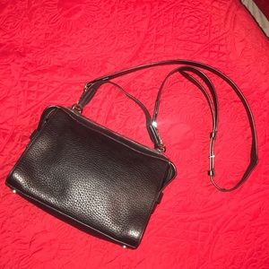 Michael Kors Black Rectangular Crossbody